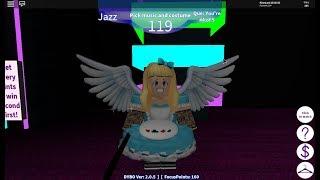 Roblox-Dance Your blox fora-Tea Party-jazz