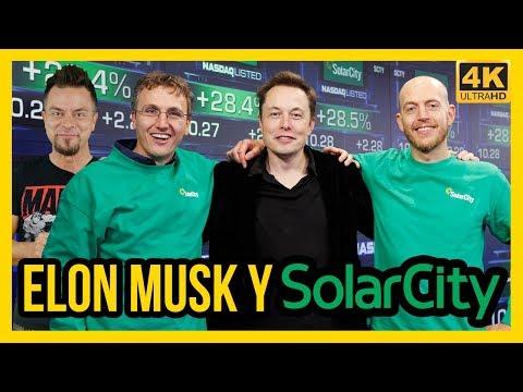 ELON MUSK, SOLARCITY y la Energía Solar Fotovoltaica | Ciencias de la Ciencia