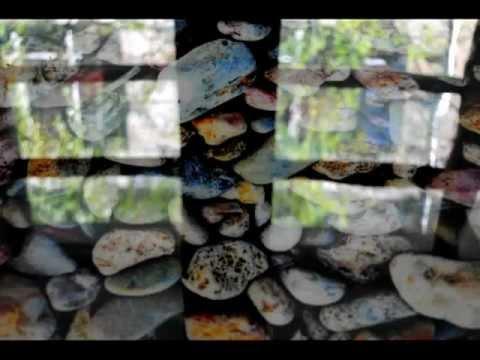 видео: декоративный наливной пол