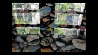 видео Декоративный наливной пол своими руками
