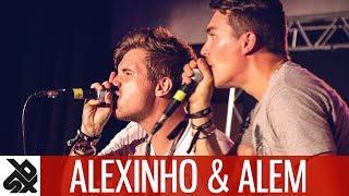 ALEXINHO & ALEM | Fantasy Jam | World Beatbox Camp