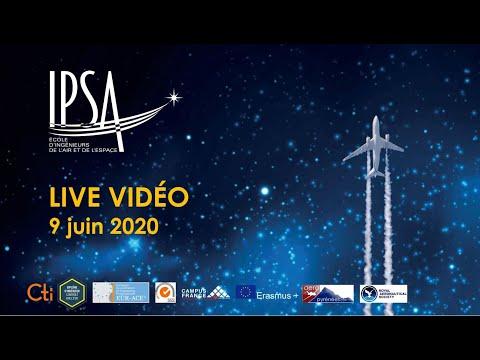 Live IPSA  - Spécial formations hors Parcoursup (9 juin)