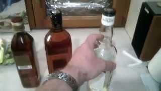 Приготовление виски дома часть 1