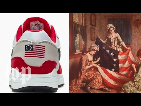 The Complicated History Of The Betsy Ross Flag