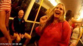 Perth Train Party Video v2!!!