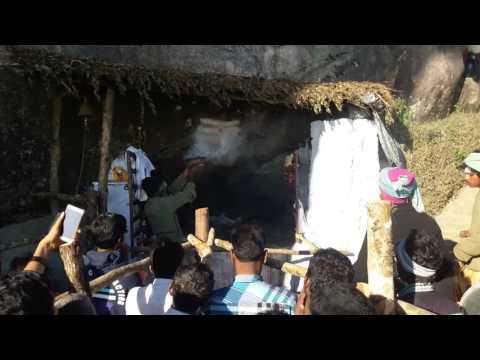 Velliangiri 7th Heaven top.. Shiva pooja