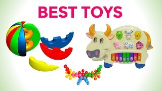 10 Best Educational Toys For Toddler / Kids In India With Price