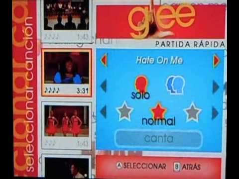 Karaoke Revolution: Glee vol. 1 (Full Song list)
