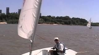 Escuela de Laser Club Náutico Paraná - Zonal Rowing Club (Corto)