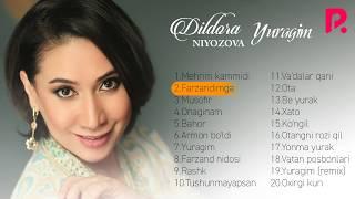 Dildora Niyozova - Yuragim nomli albom dasturi 2020 #UydaQoling