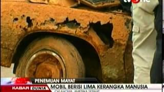 43 Tahun Tenggelam, Dua Mobil Ditemukan
