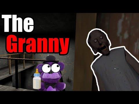 FNAF Plush - The Granny!!!