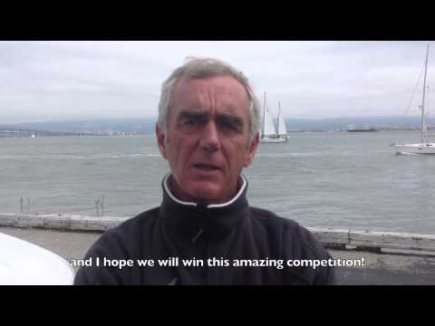 Next World Energy - Message of encouragement & support of Loïck Peyron