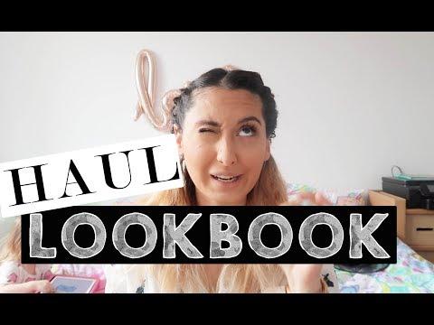LOOKBOOK / HAUL J'AI UN PHYSIQUE DE FEMME