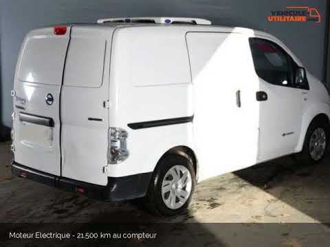 utilitaire l ger nissan nv200 fourgon frigorifique electrique altacama youtube. Black Bedroom Furniture Sets. Home Design Ideas