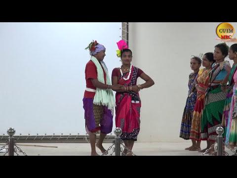 Kusumai Langi Tribal Dance,CUTM, Paralakhemundi
