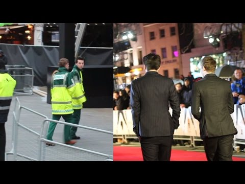 HOW TO BREAK INTO A FILM!! - Kingsman Premier