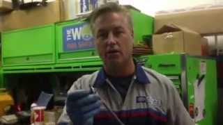 6.0 powerstroke coolant leak at the egr cooler to oil coole