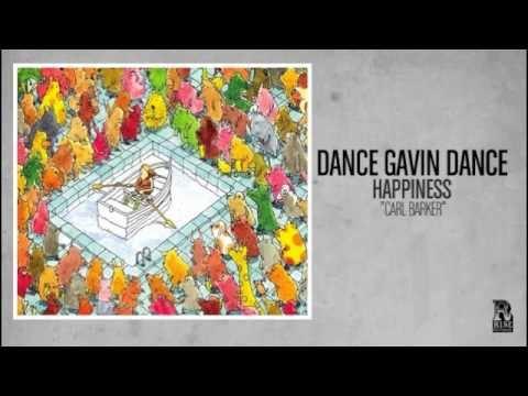Dance Gavin Dance - Carl Barker