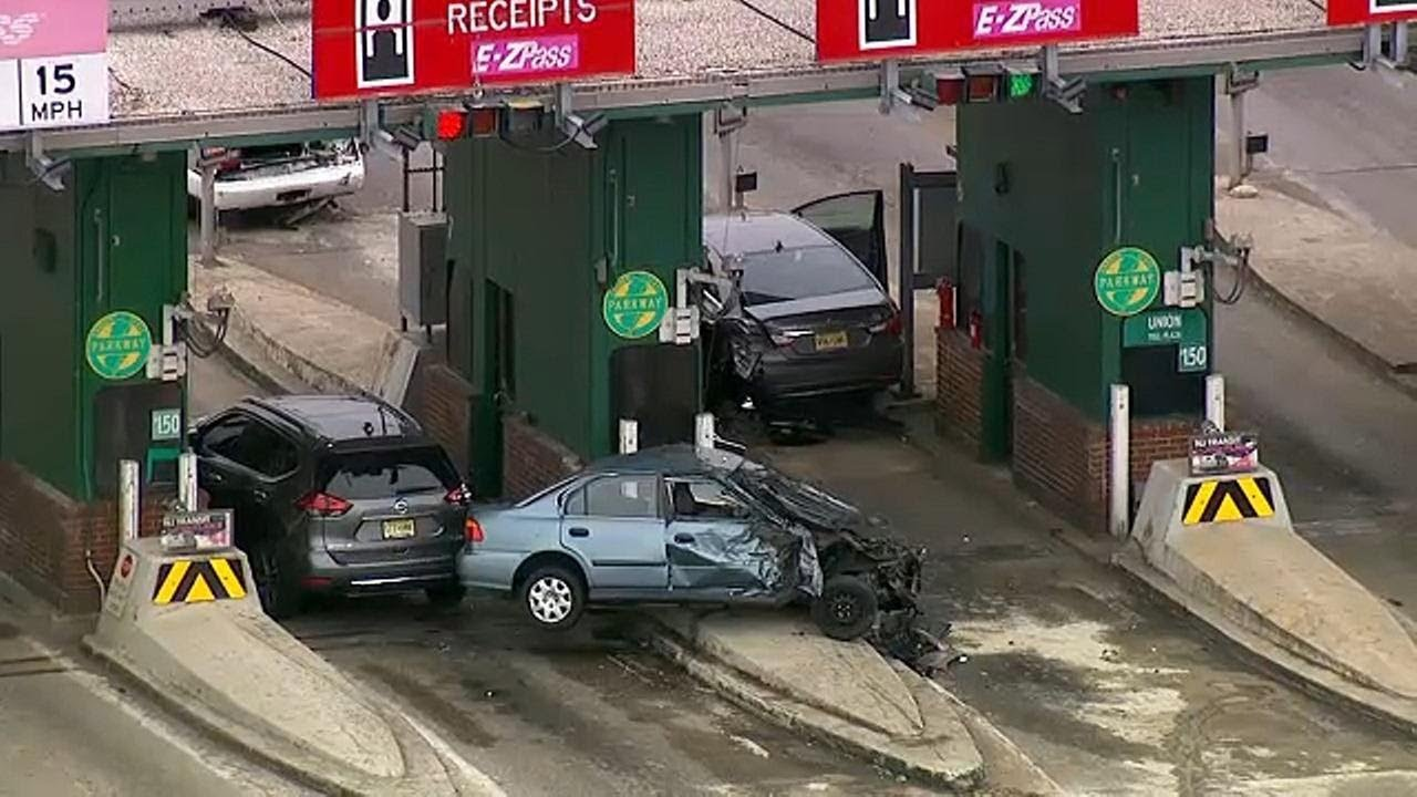 Deadly toll booth car accident on garden state parkway - Car accident garden state parkway ...