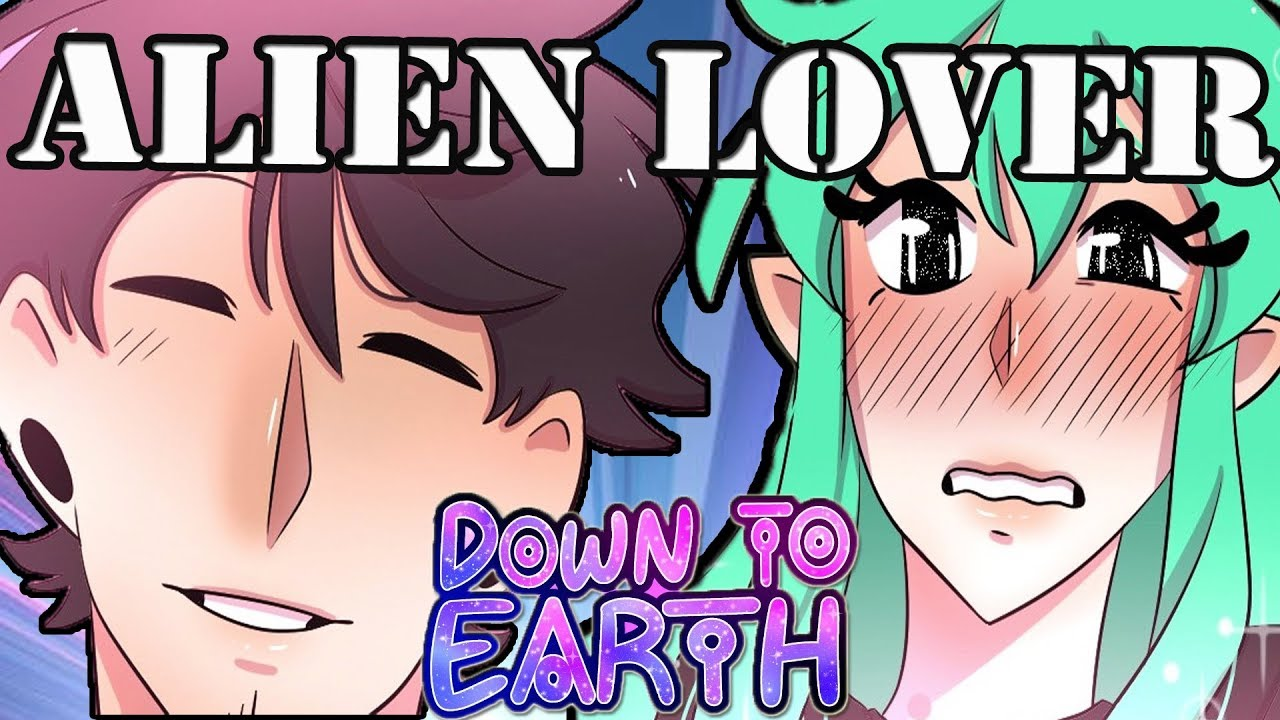 "Sexy Thick Alien Chick ""Down to Earth"" Webtoon Review ..."