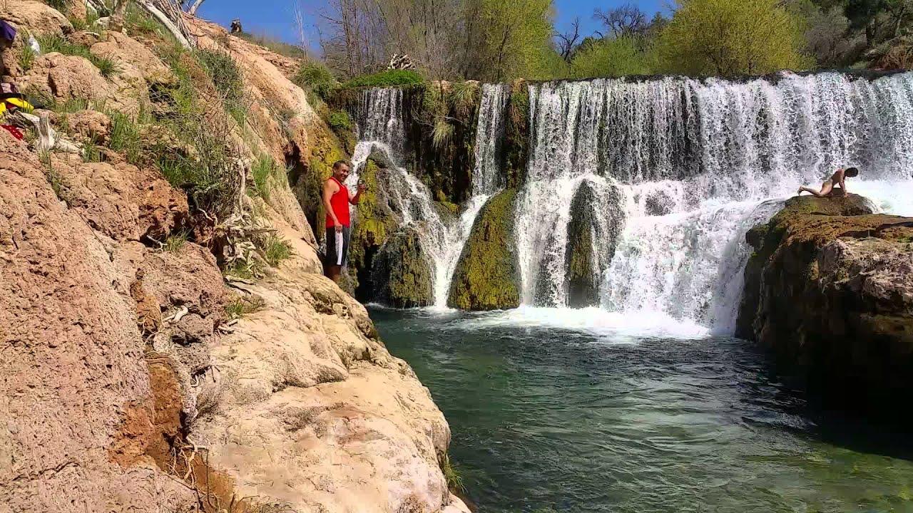 Fossil Creek Arizona Youtube