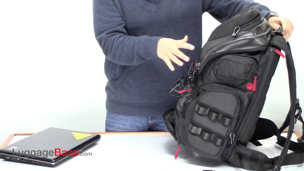 6f5c90efb291 Oakley Big Kitchen Backpack - LuggageBase.com - YouTube