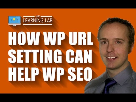 The WordPress URL Setting Is To Key To Avoiding Duplicate Content - WP Learning Lab - 동영상