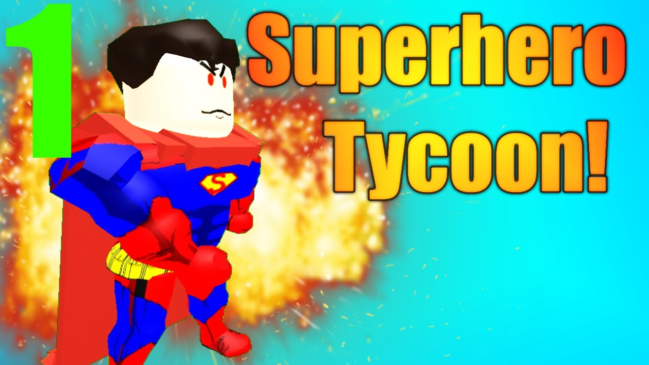 Going Super Fast Flash Tycoon Ep 1 Roblox Youtube Roblox Superhero Tycoon Lets Play Ep 1 Superhero Fights Youtube