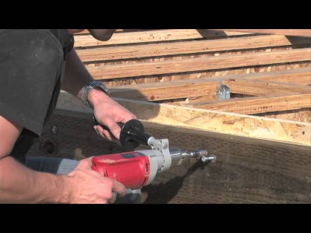 Detail #LA - Trus Joist EWP Floor Installation Guide