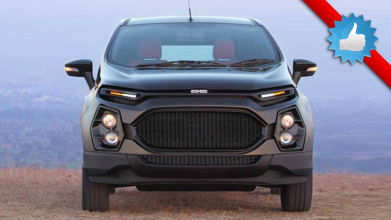 Ford EcoSport Customized By DC Design