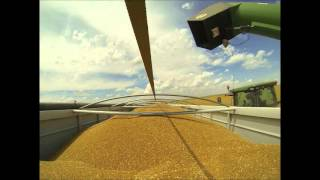 2014 Kansas Wheat Harvest