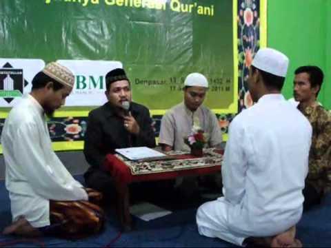 NIkah Mubarok Hidayatullah bali 1 , 11 sept 2011