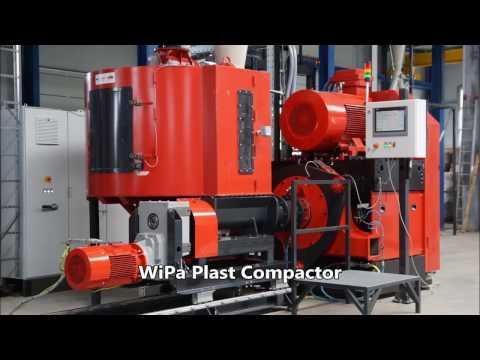 Agglomeration of PP Powder / Dust (20% humidity)