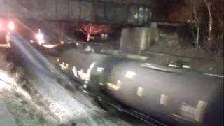 Railfanning The New Shenandoah Junction, WV Railcams 3-24-17