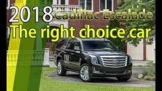 2018 Cadillac Escalade - Fantastic luxury car || AA TOP AUTO