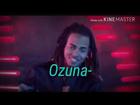 Ozuna-Se preparo letra/lyrics