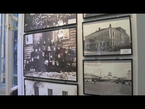 Жителям Костромской области покажут фотографии Нерехты вековой давности