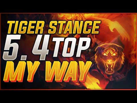 5.14 Tiger Dyr Top Lane