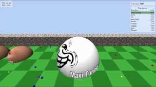 TROLL - Maxi Tuning - Agar.io 3D II BIOME3D Moments Gameplay