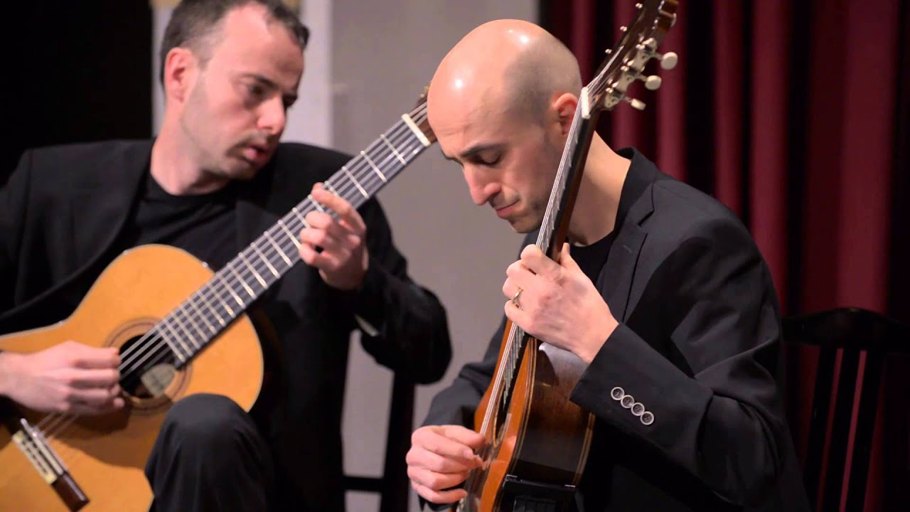 SoloDuo Play Sérénade by Jolivet