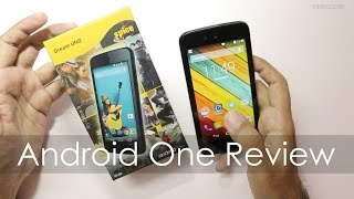 Android One Spice Dream Uno Smartphone Full Review
