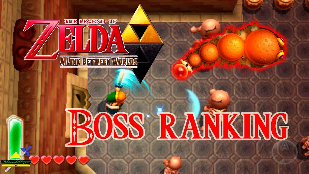 A Link Between Worlds - Boss Ranking