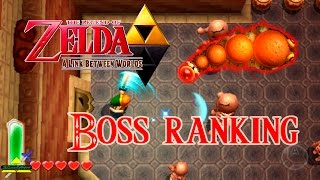 A Link Between Worlds - Boss Ranking