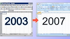 Convert Excel 2003 file to Excel 2007-2013 file