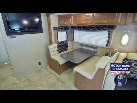 The Ultimate Toy Hauler Motorhomes: Outlaw Class A Motorhomes With A Garage (Review Video)
