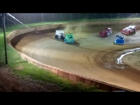 Late Model Feature @ Wartburg Speedway (5-13-17)