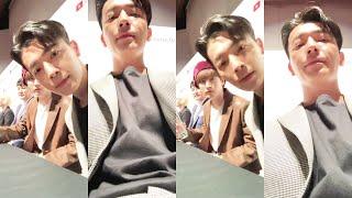"Gambar cover Lee Donghae ""Analog Trip TVXQ&SJ"" YouTube LIVE Stream - 190927"