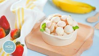 【副食品】寶寶優格餅  Yogurt Cookie│HowLiving美味生活
