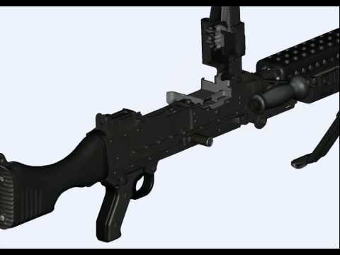 M240B Clearing.wmv | Doovi